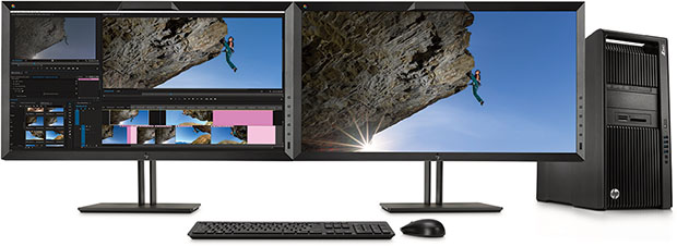 HP DreamColor Z31x Pro Display