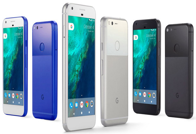 Pixel Phones