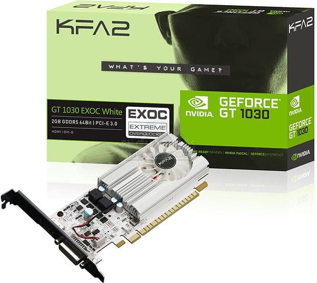 KFA2 GT 1030