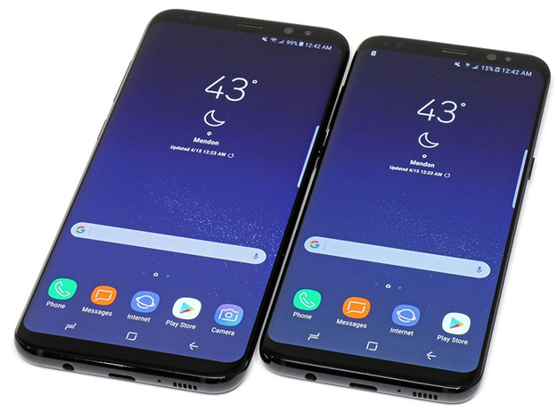 How To Run A Samsung Galaxy S8 In Full Screen Mode And Reclaim
