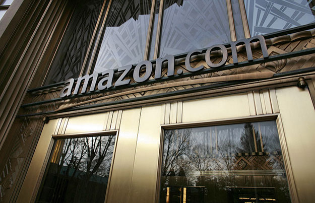 Amazon Headquarters Entrance2