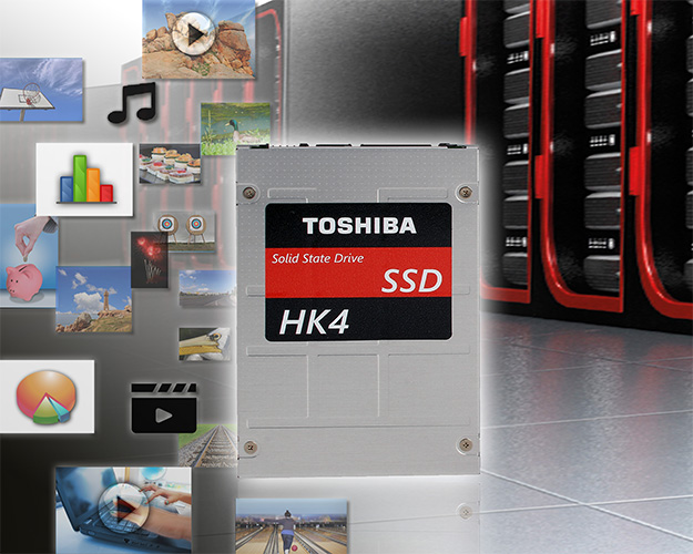 Toshiba HK4 SSD