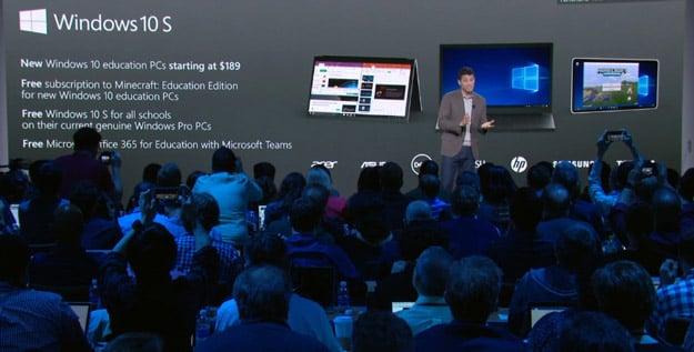 Windows 10 S Devices