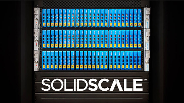 SolidScale in rack 900