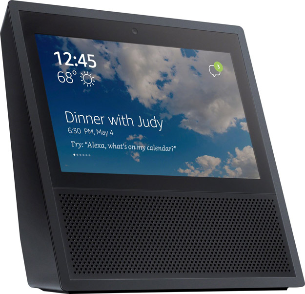 echo fireos black