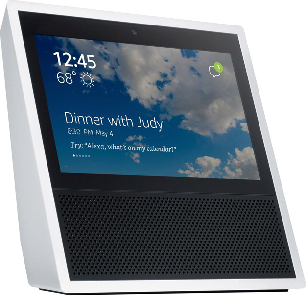 echo fireos white