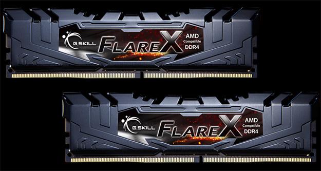 G.Skill Flare X RAM