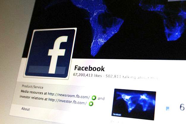 facebook newsroom profile