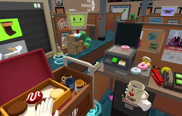 Google Buys Job Simulator VR Game Developer Owlchemy Labs