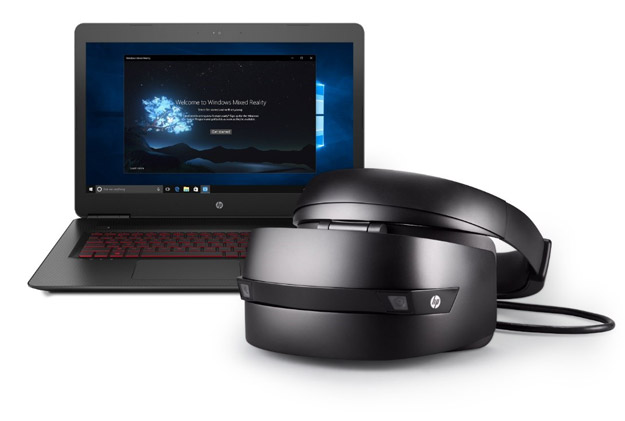 HP mixed reality hp