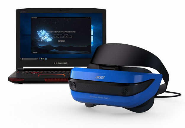 acer mixed reality acer