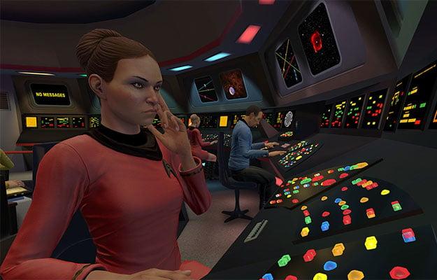 Watson Ubisoft Star Trek Bridge Crew