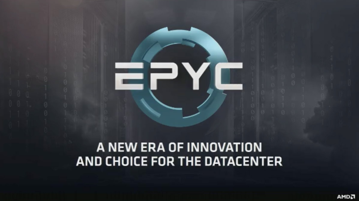 AMD Naples Zen Platform Makes 'EPYC' Debut For Data Center Market