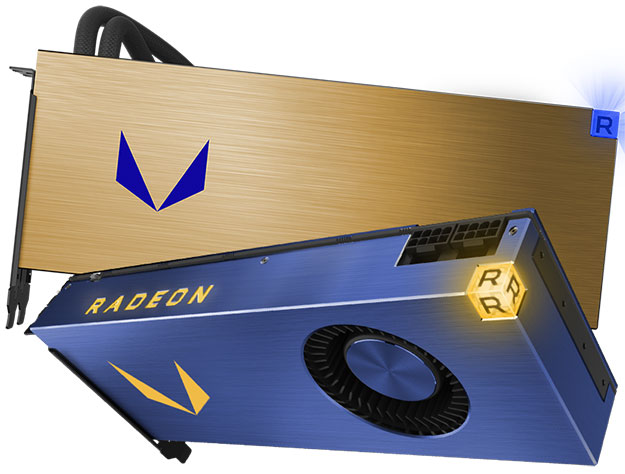 Radeon Vega Frontier Cards