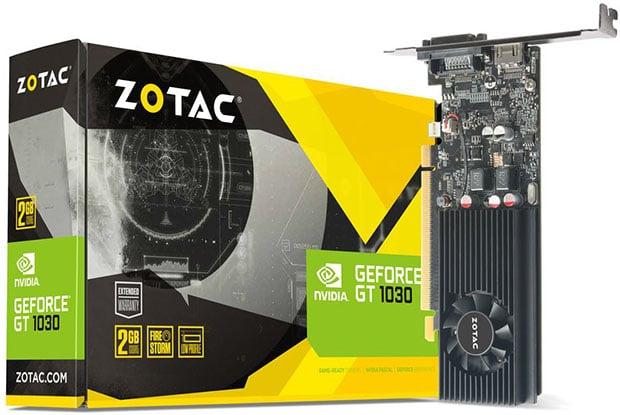 ZOTAC GT 1030