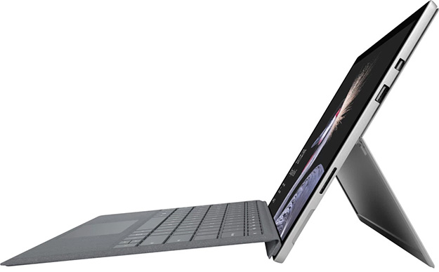 Surface Pro 4 Side