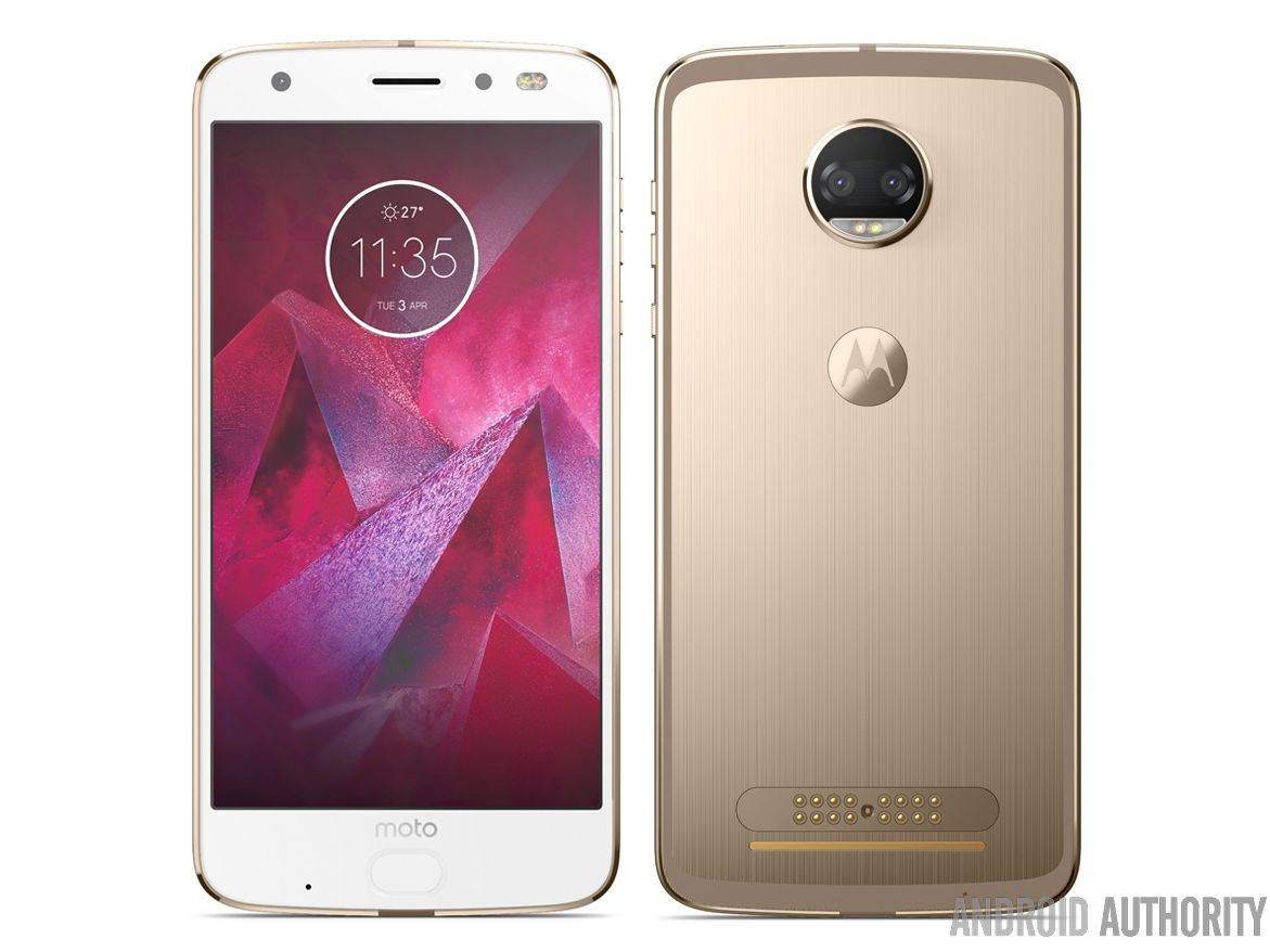 Motorola Moto Z2 Force Poses For Its Closeup With ShatterShield Display And Dual Cameras