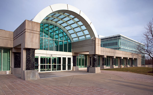 CIA Headquarters George Bush Center For Intelligence Langley Virginia