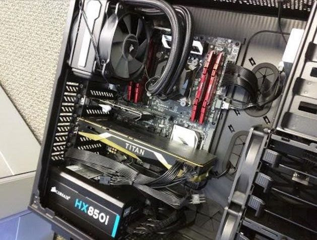 Titan Graphics Card
