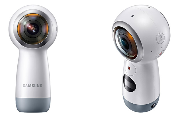 Samsung Gear Vr Promotion >> Samsung's New Gear 360 Camera Priced At $229, Steep Discount With Galaxy S8 Purchase | HotHardware