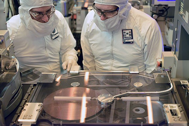 Intel manufacturing D1X 1