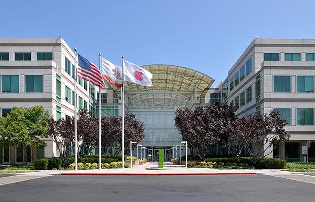 apple headquarters cupertino