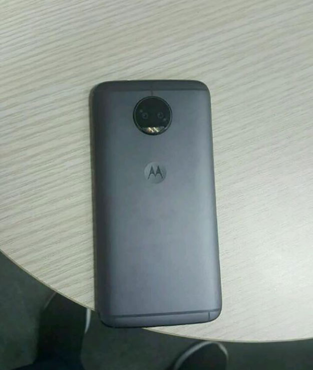 Moto G5S Plus  back