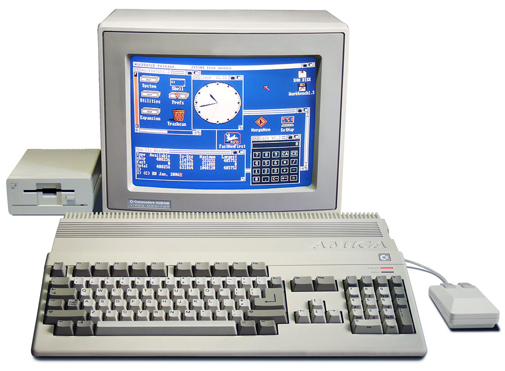 Retro Revival: A-EON Resurrects The Amiga With The AmigaOne X5000 And They Aren't The Only Ones
