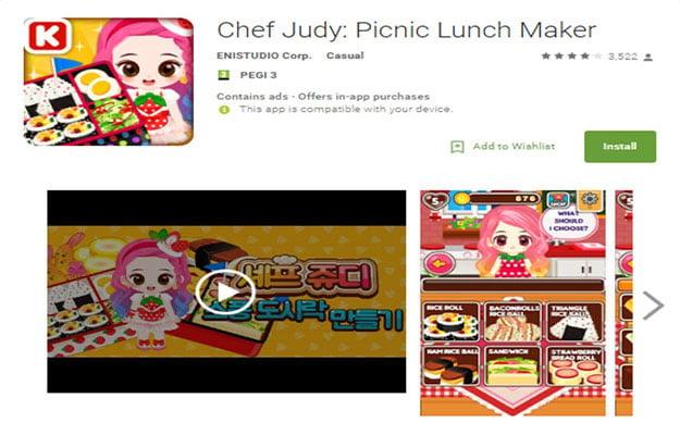Judy App Malware