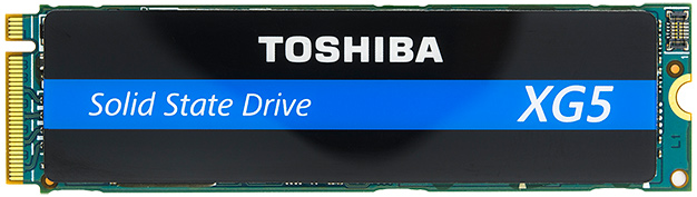 Toshiba XG5 NVMe SSD Review: Strong Performance With 64-Layer BiCS