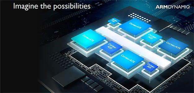 ARM Cluster Slide