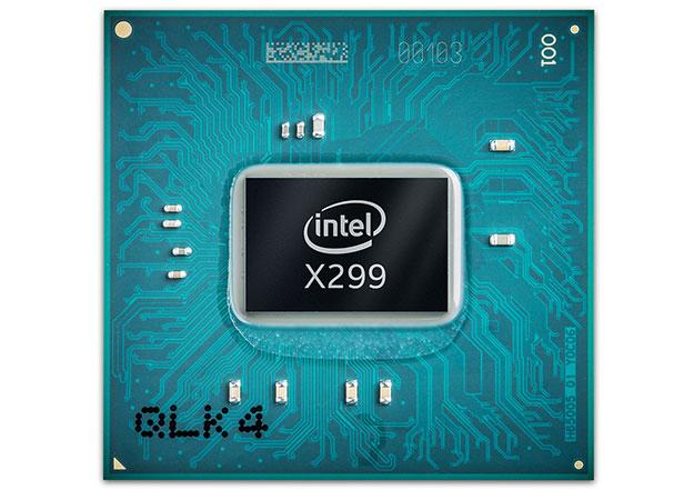 Intel X299 chip