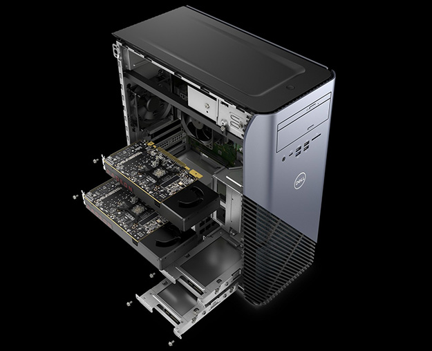 Dell Inspiron Gaming Desktop Open