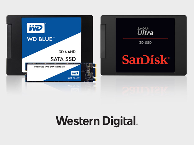 wd 3D nand