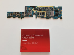 Competing Commercial Circuit Board