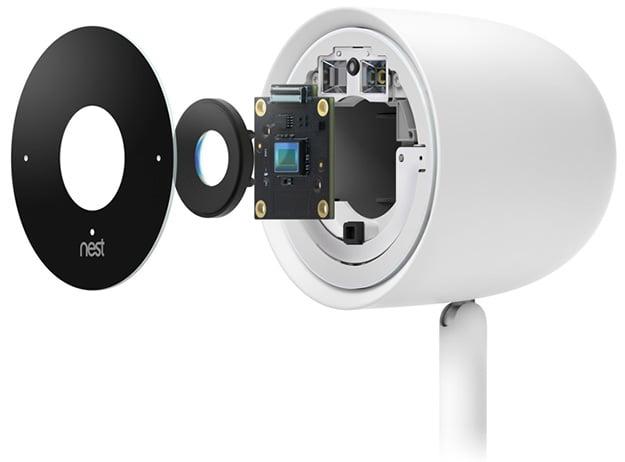 Nest Cam IQ Hardware