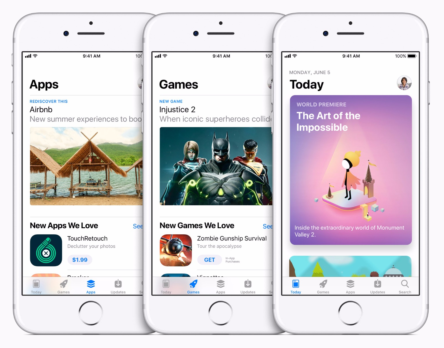 Apple Announces iOS 11 With All-New App Store, Native AR Support, iPad Productivity Perks