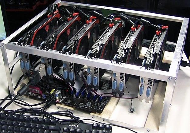 mining rack