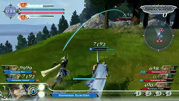 Dissidia Final Fantasy 01