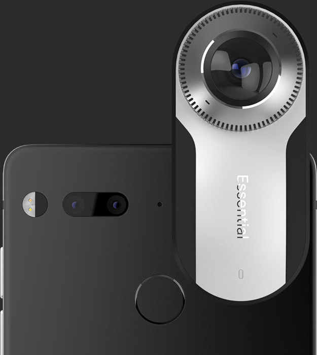 essential camera
