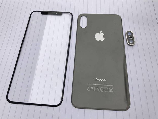 iPhone 8 Front and Back Panel