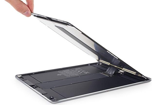 iPad Pro Opened