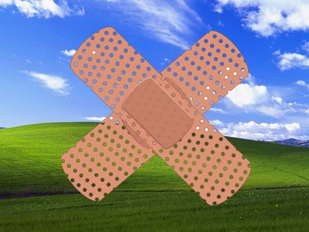 Windows XP Bandaid