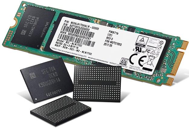 Samsung Storage