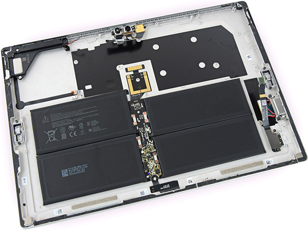 Surface Pro Battery