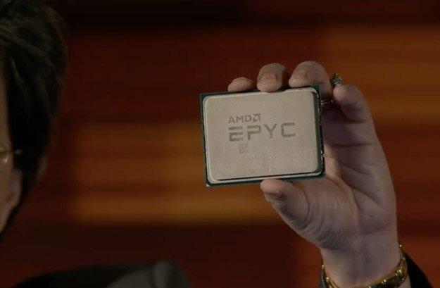 AMD Naples Leak Confirms EPYC 7601 Server CPU With 32 Cores