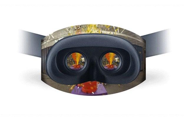 VR180 glasses