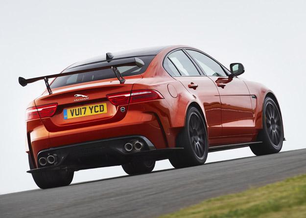 Jaguar XE SV Project 8 2