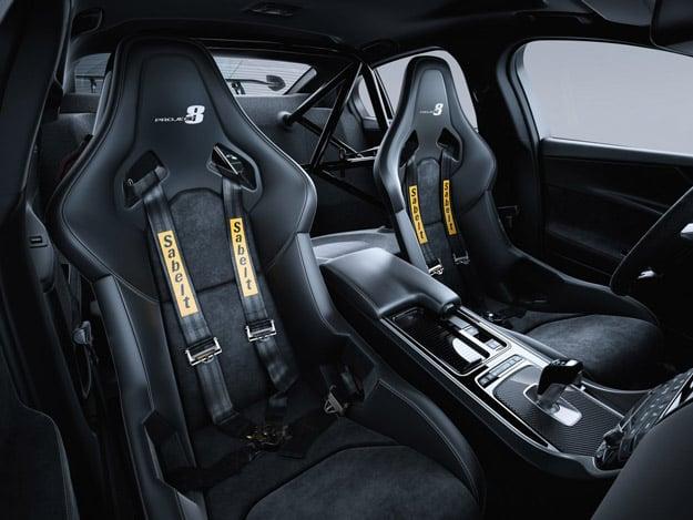Jaguar XE SV Project 8 3