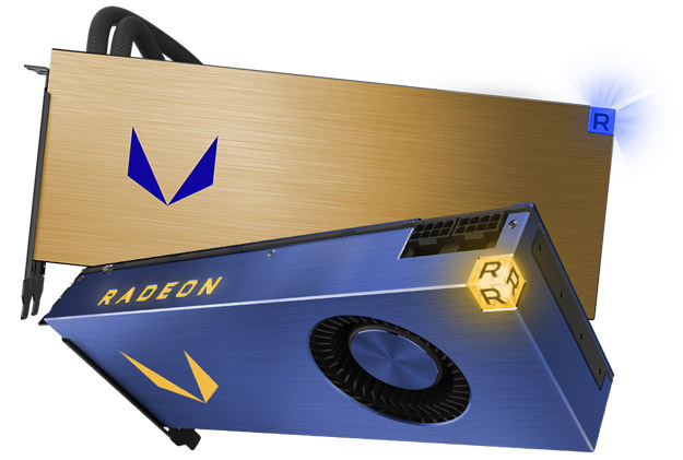 AMD Radeon Vega Frontier Edition gets previewed